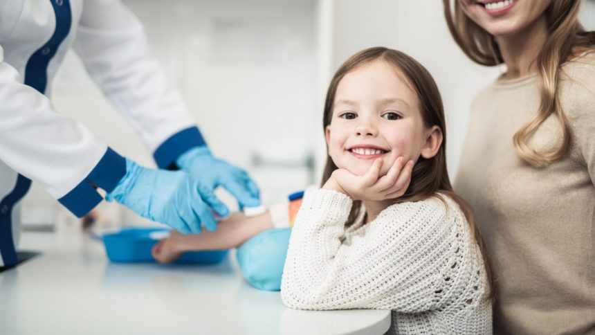 Don't Wait to See a Pediatrician