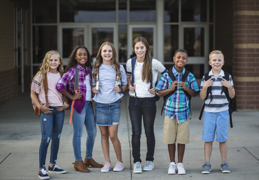 Physicals for kindergarten & Middle School Students